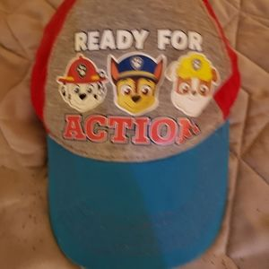 Paw patrol BNWOT baseball hat! NEVER WORN!